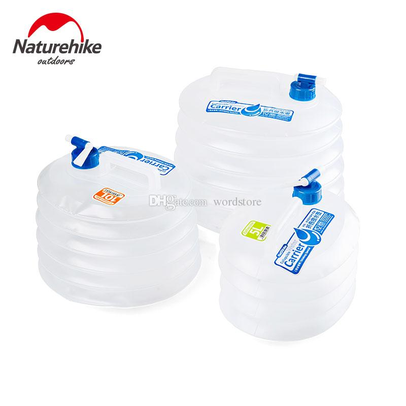 Outdoor Collapsible Water Container Hdpe4 Folding Water Bag Storage