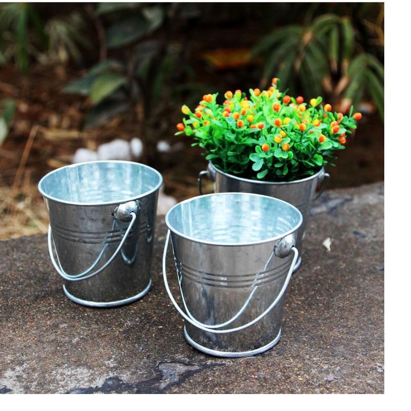2018 Hot Mini Metal Buckets Tin Pots Small Pail Mini Succulent Planters  Garden Supplies Wa2459 From Sara_yang2016, $1.11 | Dhgate.Com