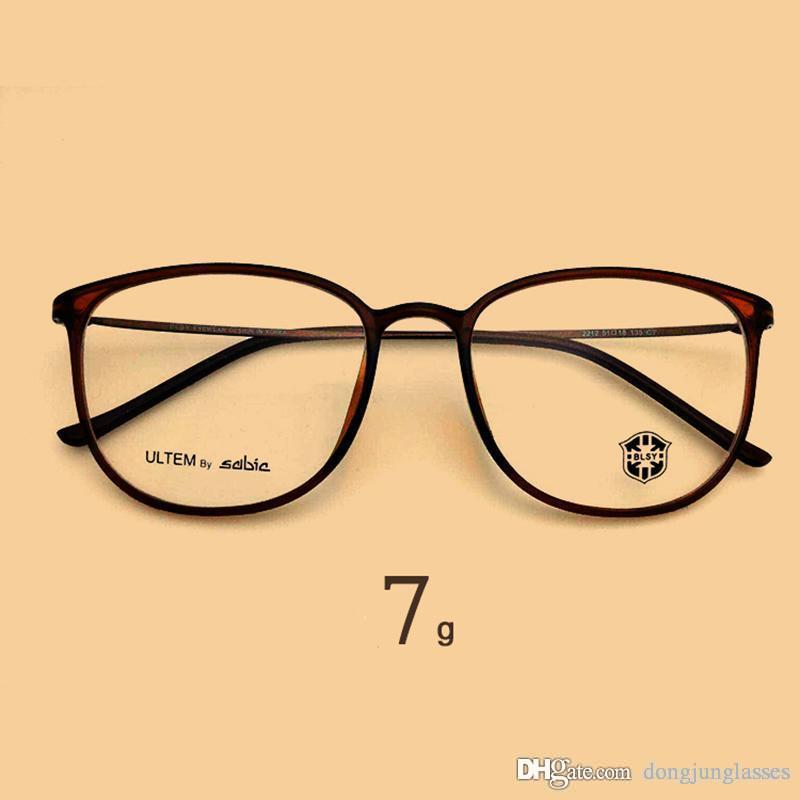 Großhandel No.2212 Ultem Gläser, 2015 Neueste Mode Ultem Brillen ...