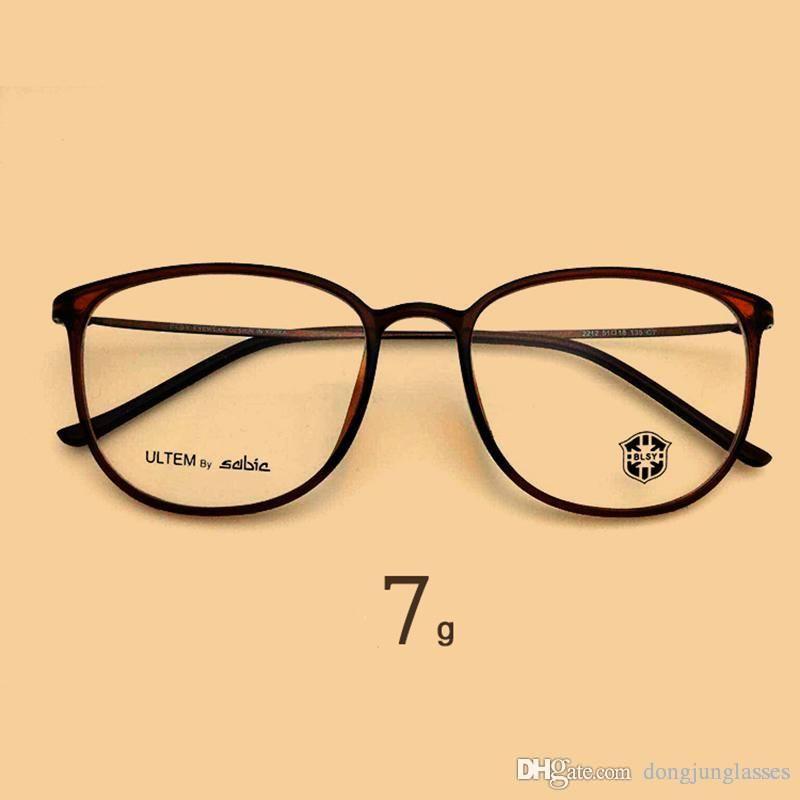 No.2212 Ultem Glasses, 2015 Latest Fashion Ultem Eyeglasses Frames ...