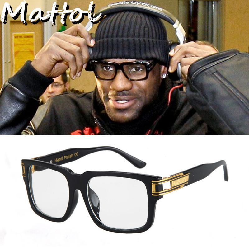Gros 2017 Vente Designer Hop Luxe Oculos Celebrity Hip Marque Hommes Soleil Mattol Femmes En Lunettes De L3j4q5AR