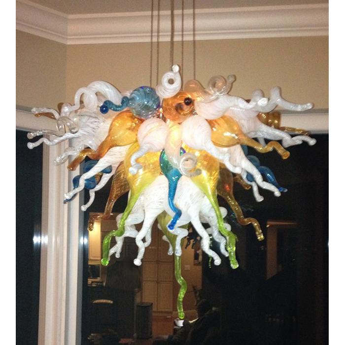 colorful chandelier lighting. Wonderful Chandelier Wholesale Colorful Blown Glass Chandelier Light Christmas Decorative  Lighting Murano Style Modern Art Hanging Led Cylinder Pendant  Inside