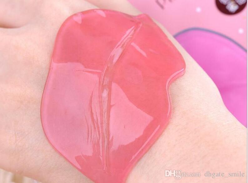 бесплатная доставка новейший PILATEN авторизованный коллаген Кристалл губы Маска увлажняющий антивозрастной против морщин уход за губами разбавить губы