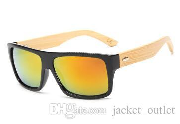 High Quality Wooden Eyewear Wood Sunglasses Designer Natural Bamboo Vintage Sun Glasses Logo Available Plastic Frame Men Women Cheap Sale