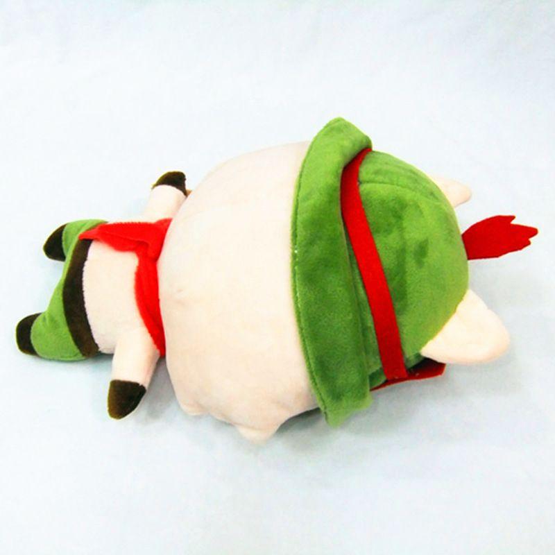 30cm LOL Plush children's toys teemo Cute cartoon doll teemo Cute cartoon Plush Toys accompany chlidren