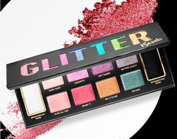 Dropshipping New eyeshadow palett makeup GLITTER BOMB Professional Shimmer Matte Beauty makeup eye shadow diamond shining