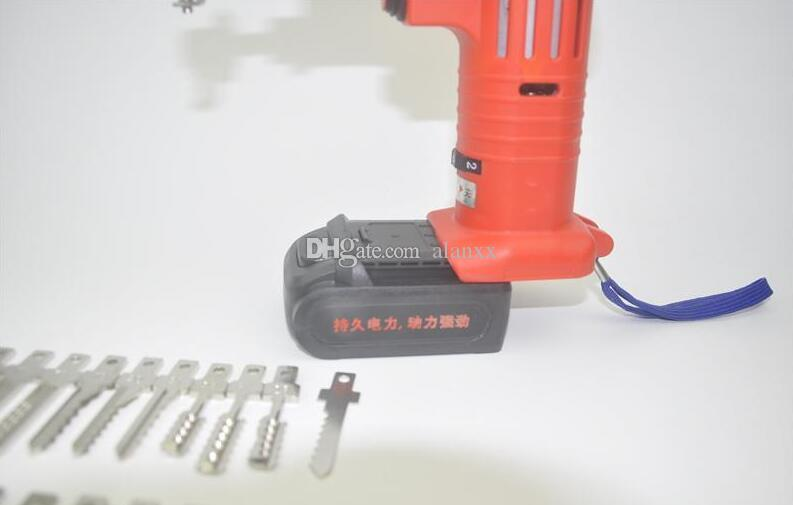 أدوات الأقفال JSSY أحدث الكهربائية عثرة مفتاح اختيار Gun-25 الأنف دبابيس بندقية ، أدوات الأقفال أدوات قفل قفل اختيار