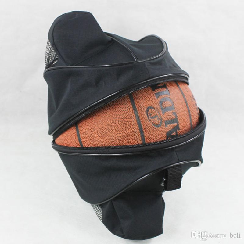 Professional basketball bag sports circle ball bag football volleyball Oxford cloth backpack outdoor