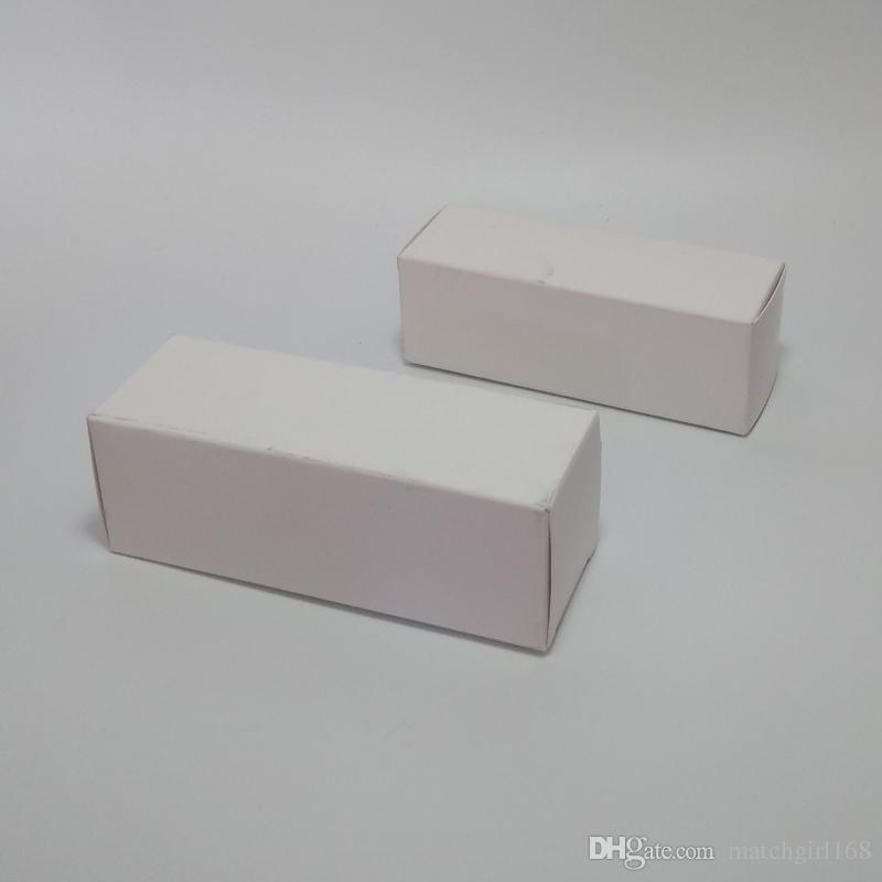 - 5*5*4/5/6/7/8/9/10/11/12/13cm Blank White 350gsm Paperboard Packaging Box for sample handmade soap party gift va