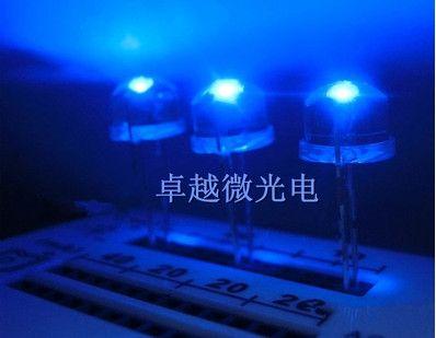 Praxis Led Lampen : Großhandel großhandels mm blaue strohhut licht led die ultra