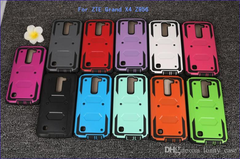 lg zte phone cases. cool for lg aristo lv3 v3 ms210 zte grand x4 z956 avid trio z831 armor phone case back cover protector shockproof with clip cell hard cases