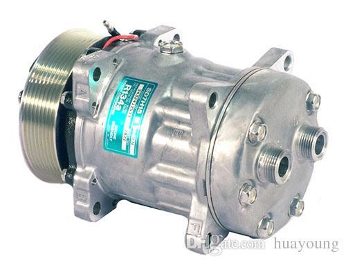 Air Compressor Car: High Quality Auto Air Conditioning Compressor Sanden