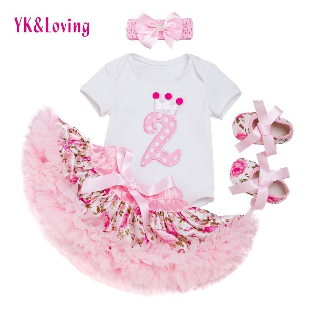 c5e9cd5a3218 New Arrival Children Skirt Sets for Girls Jumpsuit Pink Bodysuit with Ruffle  Tutu Dress Infant Short Sleeve Clothing Summer Seaside Holiday Girls  Clothing ...