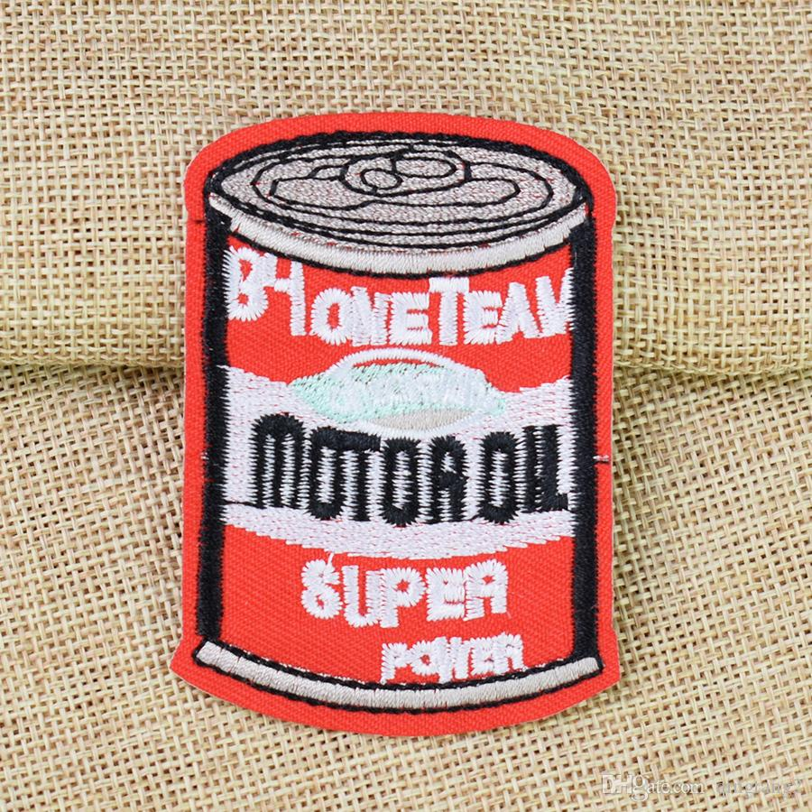 canned embroidery patches for clothing iron-on patch applique iron on patches sewing supplies accessories badge stickers on clothes