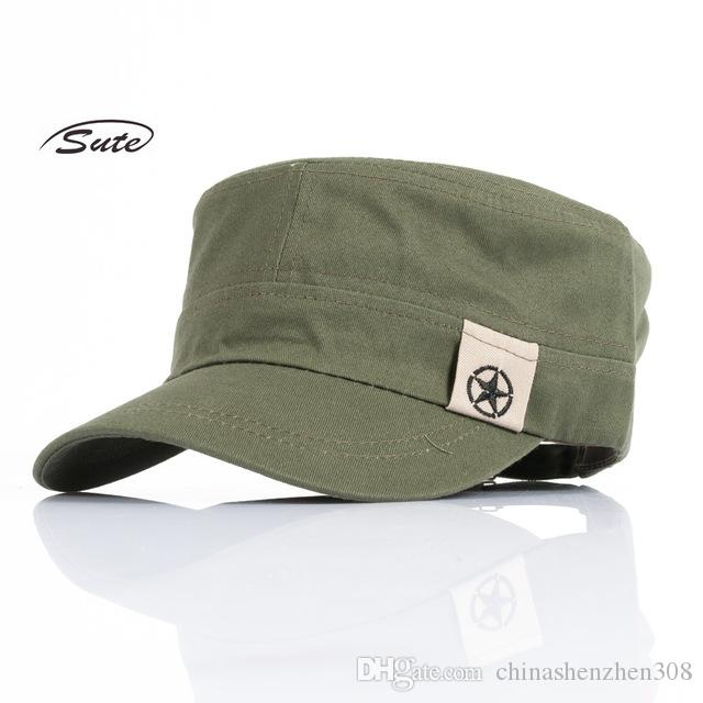 44639bcfed4 Camouflage Classic Service Army Snapback Hats Women Men Style Baseball Caps  Patrol Casquette Flat Hats M 65 Cap Hat Flat Caps For Men From  Chinashenzhen308