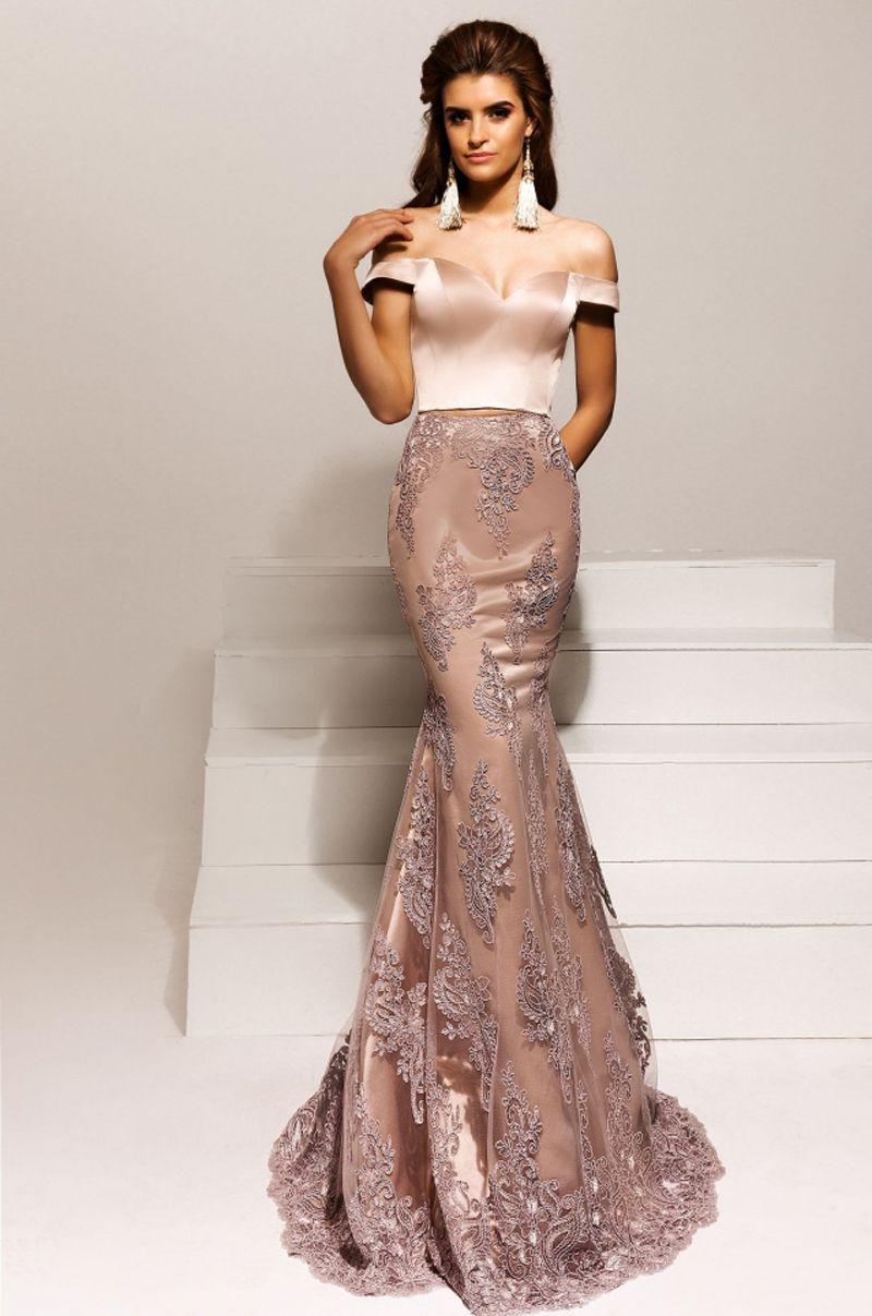 italian evening dress