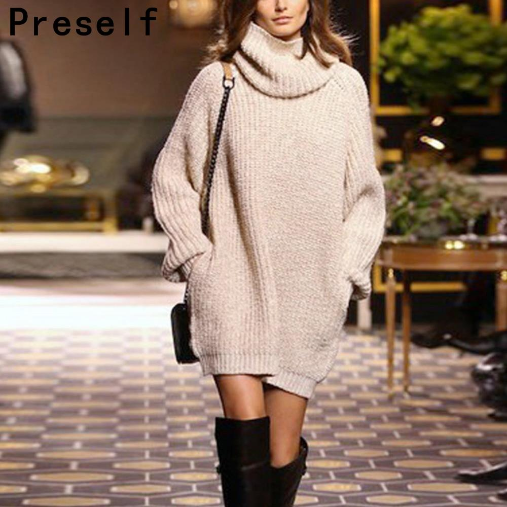 Fashion jumper dress