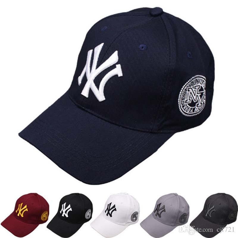 6a73bc1b9c1 New Fashion Baseball Cap Snapback Hats Caps For Men Women Brand Sports Hip  Hop Flat Sun Hat Bone Gorras Cheap Mens Casquette Cap Hat From Cjf721
