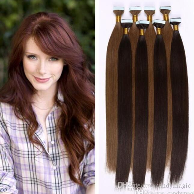 18 28inch 100g Tape Hair Extensions Cheap Tape In Human Hair