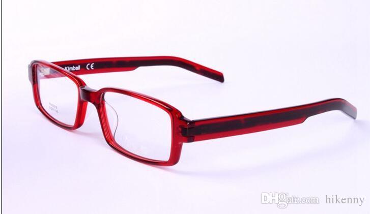 Womens Eyewear Optical Frame Red Or Brown Color Eyeglass Frames ...