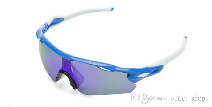 Gafas de sol de ciclismo UV400 al aire libre Hombres Mujeres Gafas de sol de bicicleta Mtb Gafas de ciclismo Gafas Gafas Set con gafas de montura original