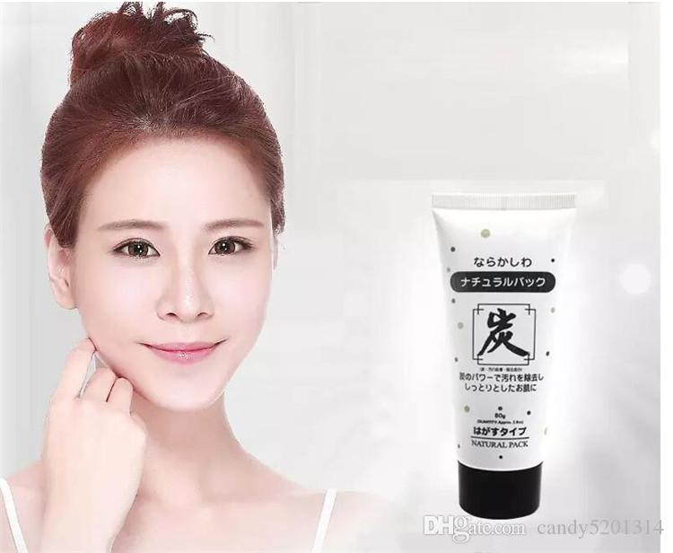 DAISO JAPAN Deep Cleanin 껍질을 벗기는 Og Skin Charcoalff Mask Clear Pore 80g 코 블랙 헤드 크림을 제거하기위한 80g A08
