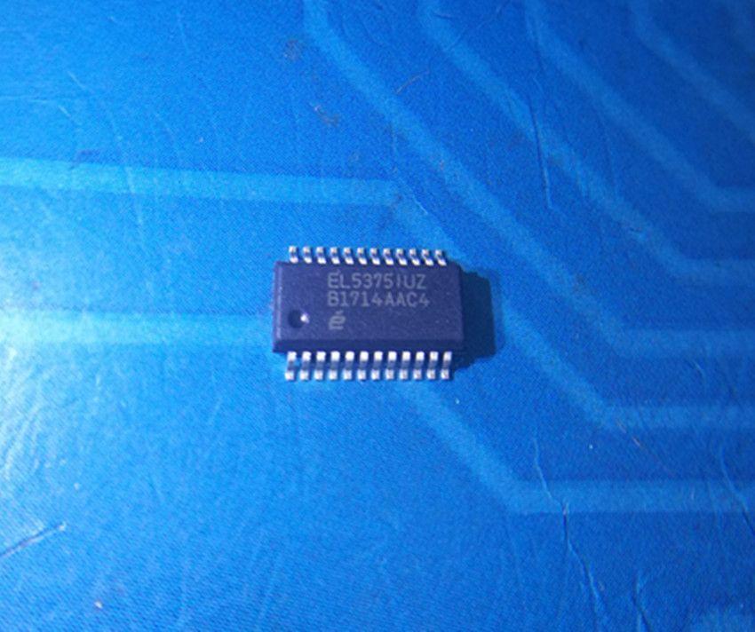 Atacado 5 peças EL5375 EL5375IUZ QSOP24 componentes eletrônicos em estoque novo e original ic frete grátis