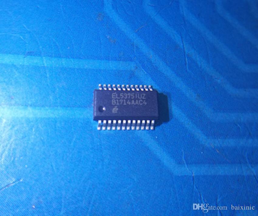 En gros 5 pcs EL5375 EL5375IUZ QSOP24 électronique pièces en stock nouveau et original ic livraison gratuite