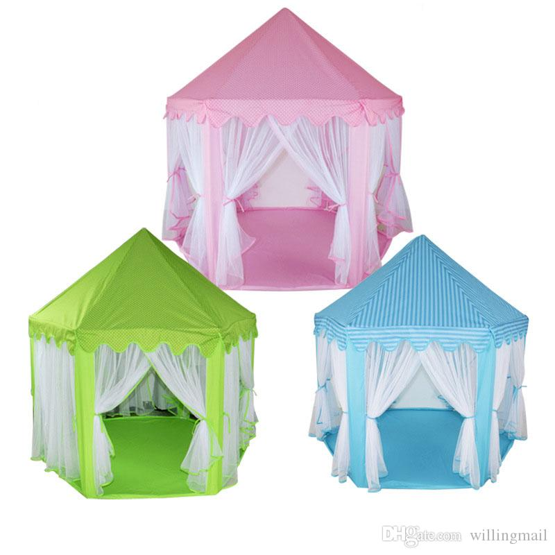 Available Children Outdoor Tent Beach Tent Baby Toy Play Game House Kids Princess Prince Castle Indoor Outdoor Toys Tents Indoor Play Tent For Toddlers Tent ...  sc 1 st  DHgate.com & Available Children Outdoor Tent Beach Tent Baby Toy Play Game ...