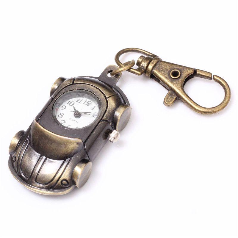Compre Reloj Llavero De Moda Al Por Mayor Único Hombre Reloj De ...