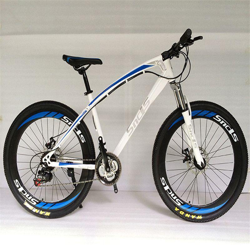 Compre Snds Bicicleta De Velocidad Variable Mountain Bike 26 ...