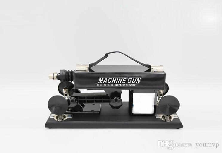 New arrival Automatic Adjustable Multifunctional sex machine gun female masturbation sex machine adult toys DHL Free
