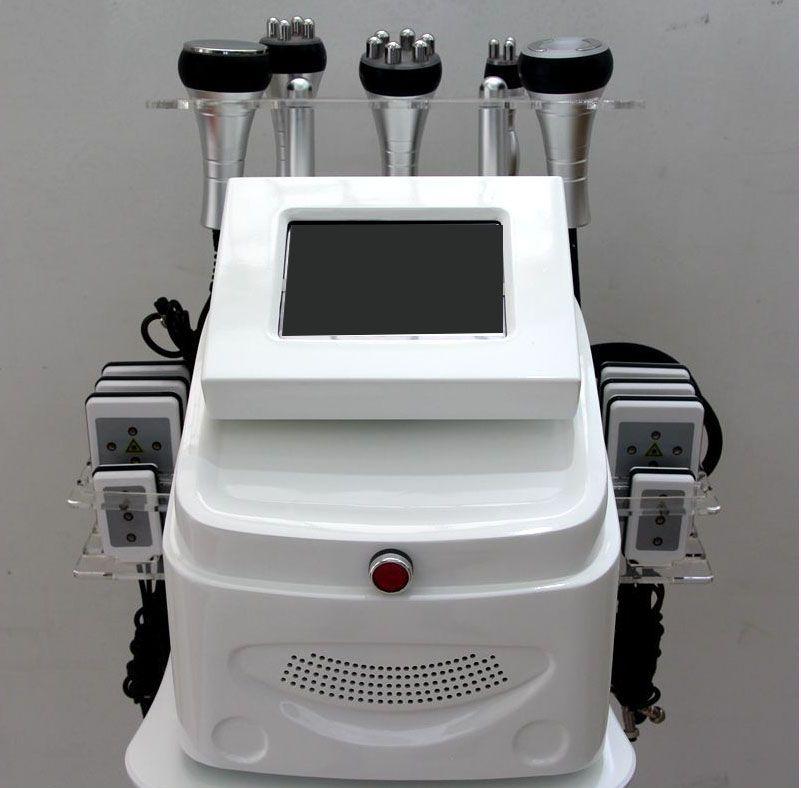 Most Effective Lipolaser Slimming Machine Lipo Laser Vacuum Cavitation RF Radio Frequency Ultrasonic Liposuction Body Slimming Equipment