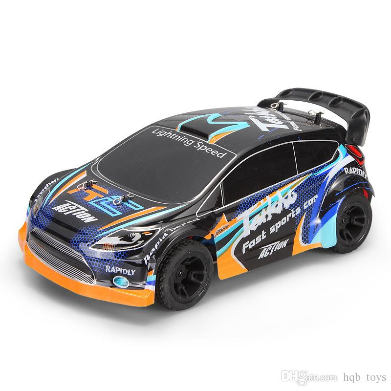 Wltoys A242 1:24 2.4g Electric Brushed 4wd Rc Rally Car Rtr Car ...