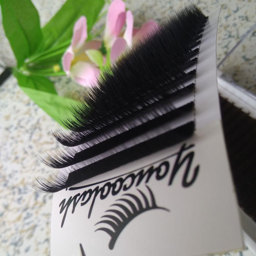 3D-6D 12 rows/tray 0.07 Volume Eyelash Extensions Camellia Eyelash, Pandora Eyelashes,Mixed Length in One Lash Strip New Store 50%+ off
