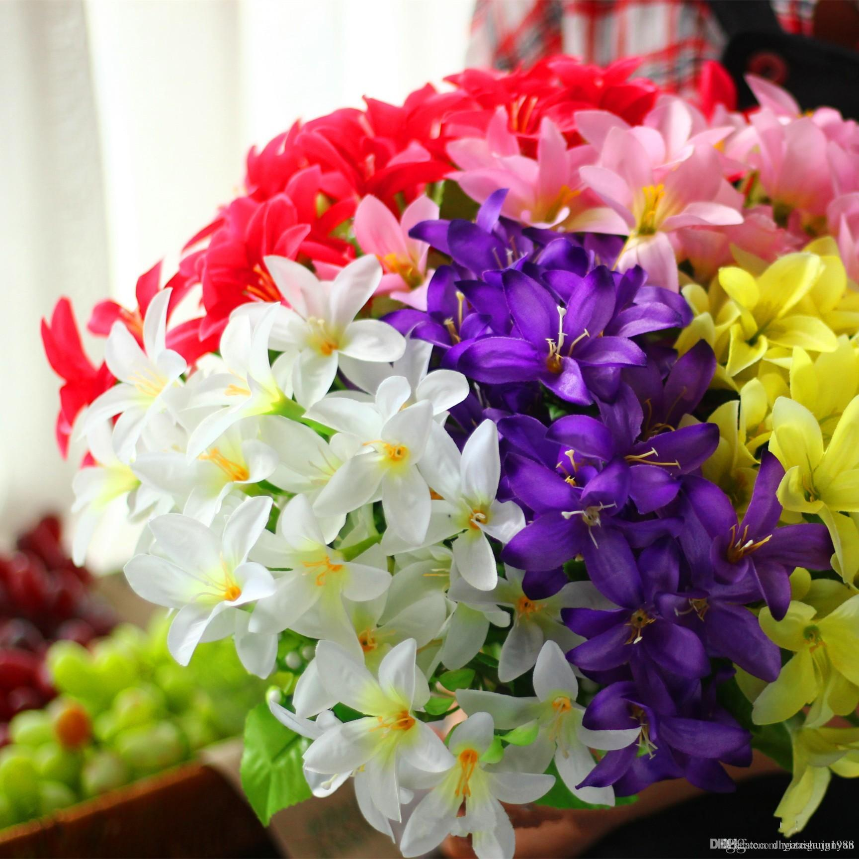 2019 Artificial Flower Fake Mini Lily 30 Heads Bouquet Craft Wedding on christmas poinsettia plant, christmas hydrangea plant, best christmas trees to plant, christmas care of lilies, christmas rose plant, christmas lion, christmas plant ideas, christmas jade plant, christmas fern plant, christmas holly plant, christmas hope plant, christmas mistletoe plant, christmas kalanchoe plant, christmas orchid plant, christmas holiday plants, christmas cactus plant, christmas tree looking plant, christmas chinese lantern plant, christmas flowers,