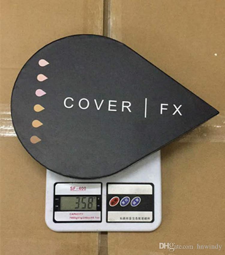 Dropshipping 2017 Più nuova copertura FX Custom Enhancer gocce viso Evidenziatore Powder Makeup Glow i 15ml Evidenziatori liquidi set