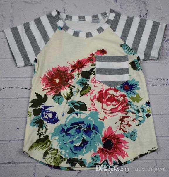 ropa de la familia de la madre y de la hija que empareja las camisas ropa del bebé de las muchachas ropa de la princesa Mujeres de maternidad manga tres cuartos Vestido QZZW065