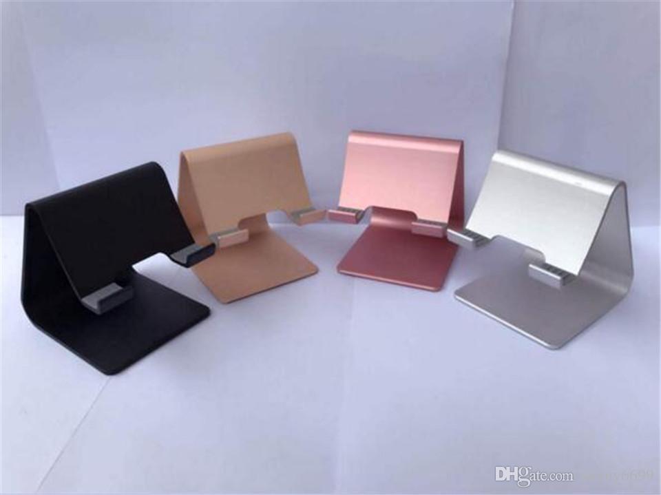 Desktop Uchwyt na telefon komórkowy aluminium Alloy General Metal Bracket Desktop Tablet Komputer Gift Stand Stand