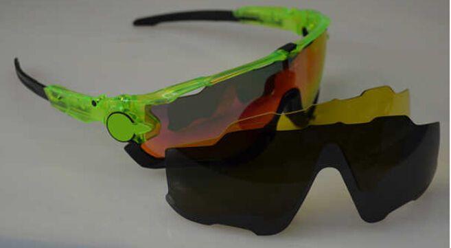 eaff1398fd1 Brand Designer Fashion Polarized Jawbreakeres Glasses Outdoor ...