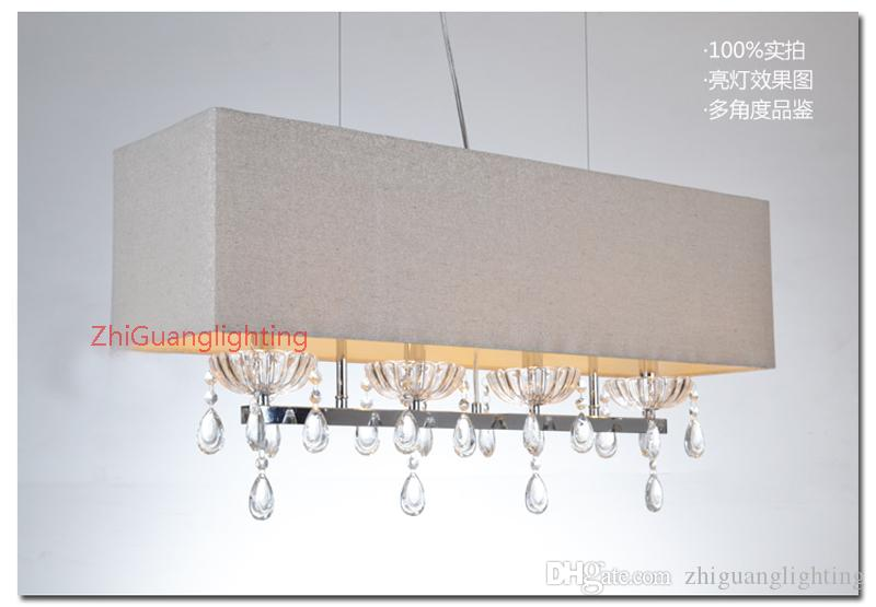 Rectangular Dining Room Pendant Lights European Style Led Crystal Pendant  Lights Modern Restaurant Lamp Bar Cafe Creative Lamps Victorian Chandelier  Gothic ...