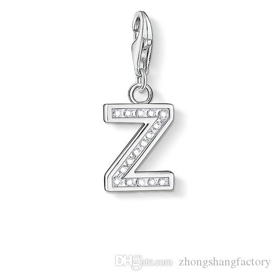 Wholesale charm rhinestone accessories pendant initials z pendant wholesale charm rhinestone accessories pendant initials z pendant necklace gold plated hip hop rhinestones crystal cuban link chain men jewelry handmade aloadofball Image collections