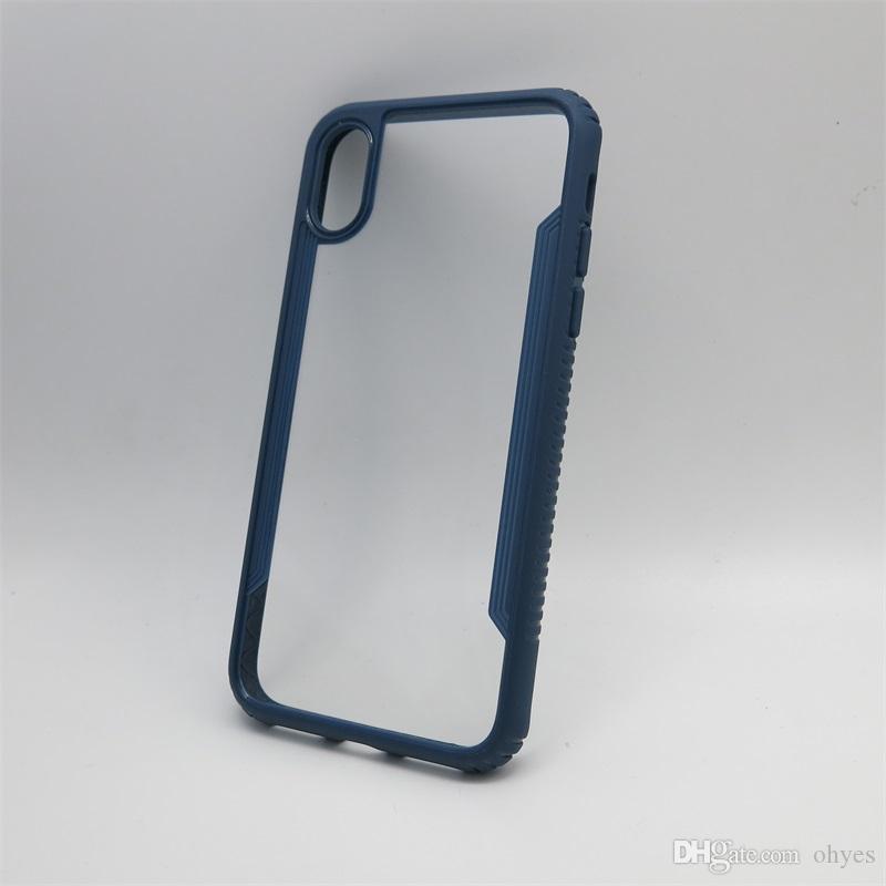 Copertura protettiva del telefono di caso duro di vetro di birra i casi di iphone 8 iphone X di alta qualità Veloce spedice da ohyes