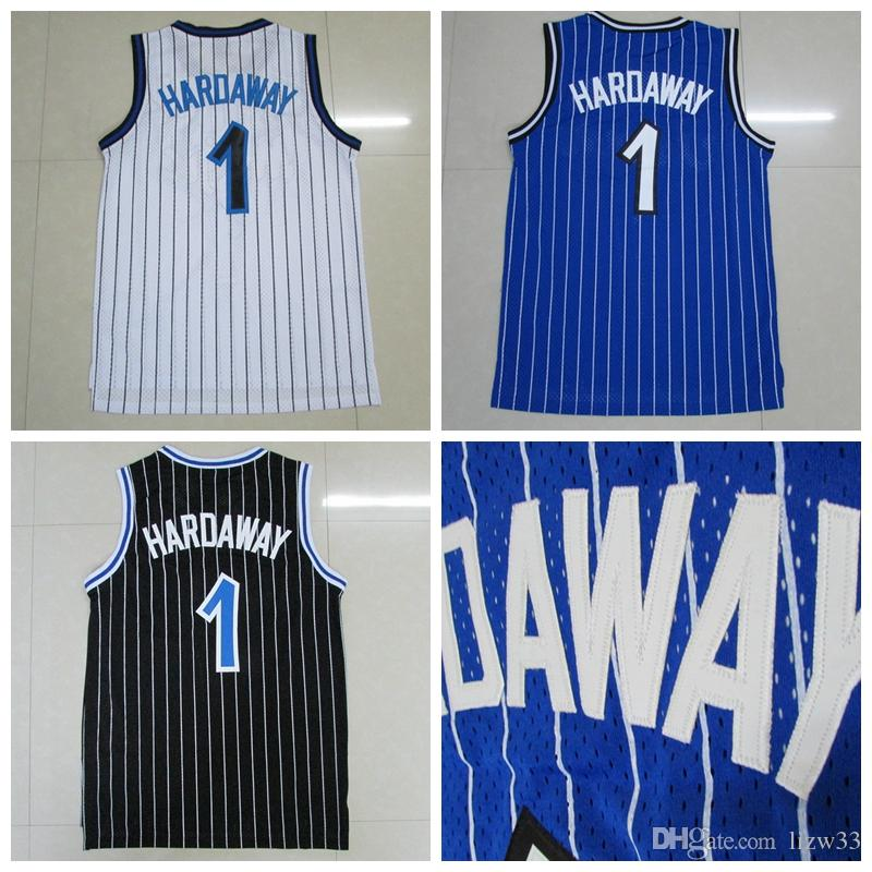on sale e7bba 9ef12 1 penny hardaway jersey black