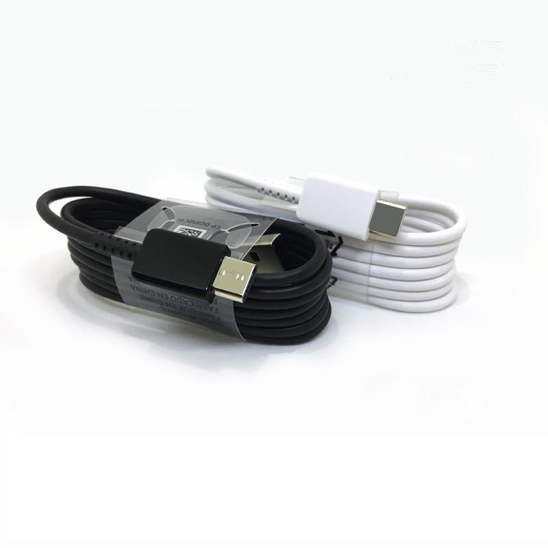 USB-кабель Type-C для Samsung Note 8 S8 S8 Plus 1.2M Кабель для устройства Type-C Быстрая зарядка Синхронизация данных Шнур данных