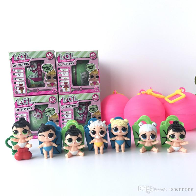 Toys For Girls Lol : Lol surprise dolls girls toys little sisters series