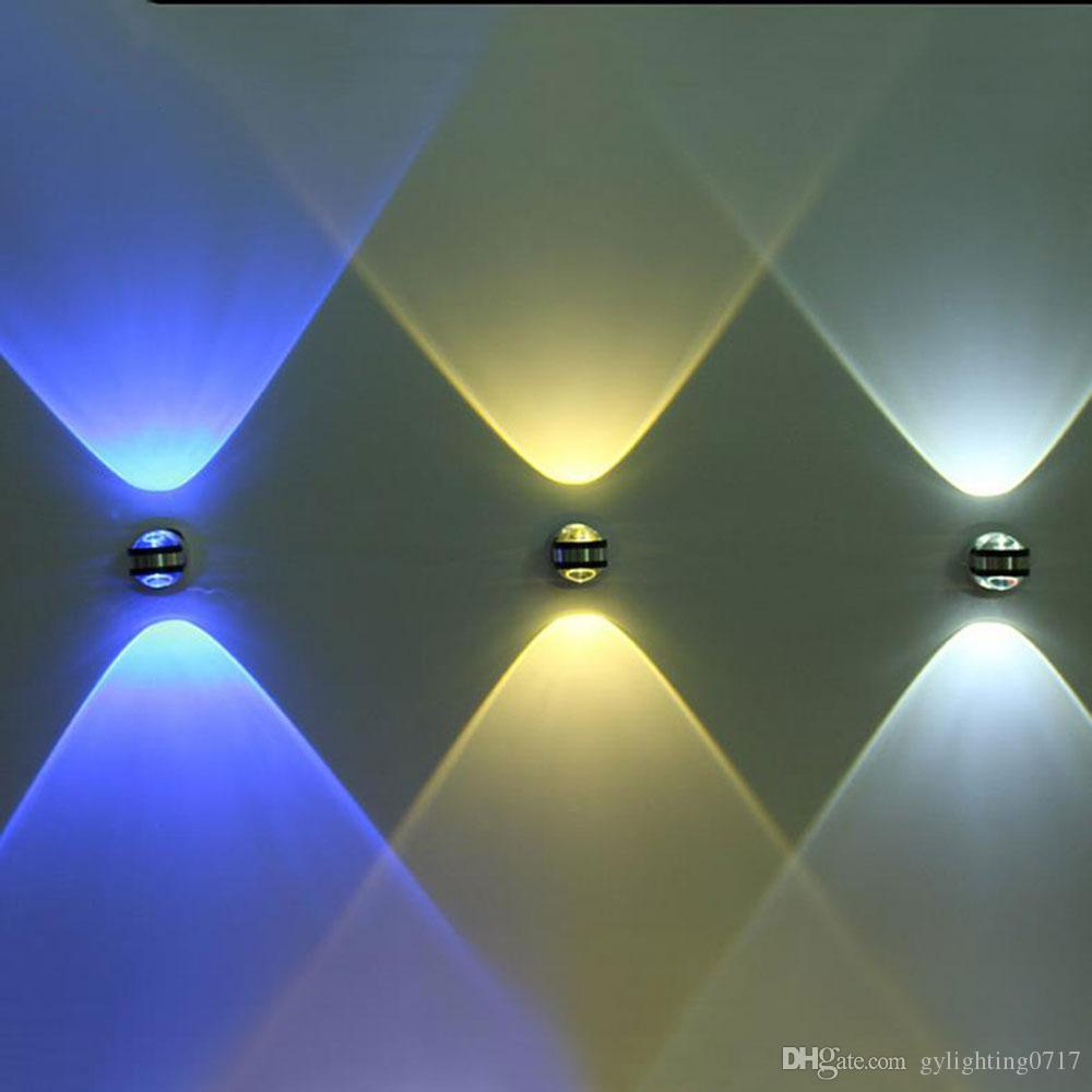 2018 Ac100 240v 6w Modern Wall Led Light Led Spot Light Decoration For  Dinning Room Kitchen, Stair Restaurent Wall Mounted Lights From  Gylighting0717, ...