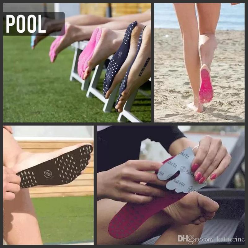 nike fit feet pads