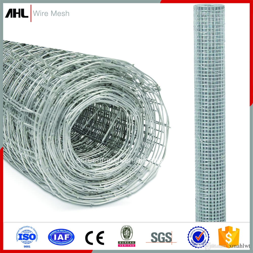 2018 Wholesale 4x4 Welded Wire Mesh High Quality Galvanized Welded ...