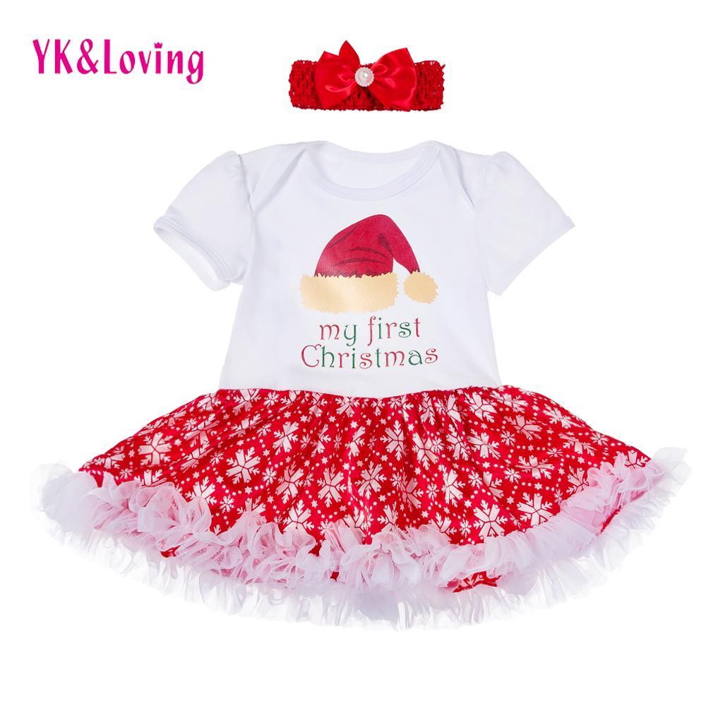 2018 Baby Girls Romper Short Sleeve Tutu Dress Cotton Infant ...